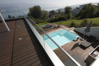 ThermoWood® Esche glatt, Beinwil am See