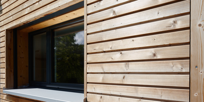 ThermoWood® Fichte individuell, Azmoos