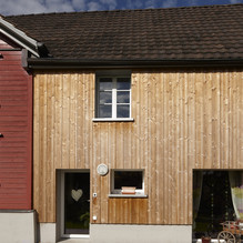 ThermoWood® Fichte BD, Oberriet